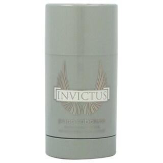 Paco Rabanne Invictus Men's 2.5-ounce Deodorant Stick