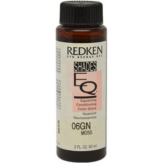 Redken Shades EQ Color Gloss 06GN MossWomen's 2-ounce Hair Color