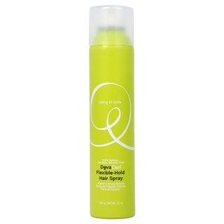Deva Concepts DevaCurl Flexible-Hold 10-ounce Hair Spray