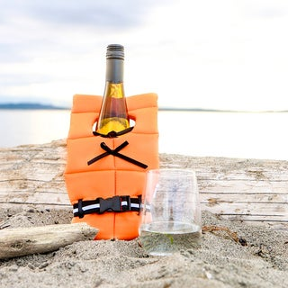 Life Preserver Bottle Cover