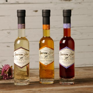 Sparrow Lane Home Chef Vinegar Collection (Set of 3)