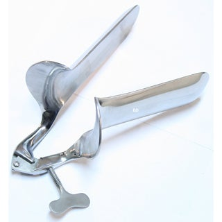 Defender Small Stainless Steel Colon Speculum
