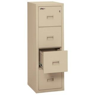 FireKing Turtle 4-drawer Fireproof File Cabinet