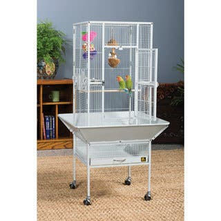 Prevue Pet Products Park Plaza Bird Cage - N/A