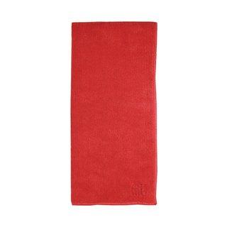 MUkitchen Crimson Microfiber Dish Towel