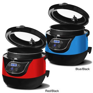 Programmable Digital 5.5-quart Pressure Cooker