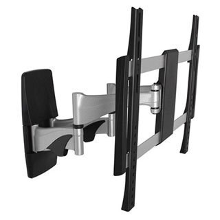 Monoprice Full Articulating UL Certified TV Wall Mount for Most 26-inch - 47-inch Flat Panels