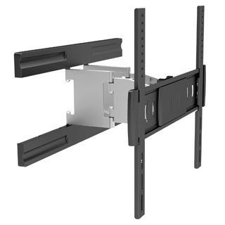Full Articulating UL Certified TV Wall Mount for Most 26-inch - 47-inch Flat Panels