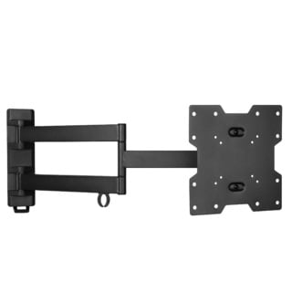 Monoprice Full Motion UL Certified TV Wall Mount for Most 17-inch - 37-inch Flat Panels