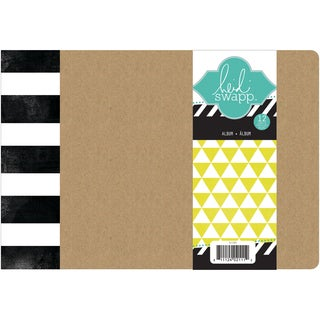 Favorite Things Chipboard Album 6inX8in-W/12 Page Protectors