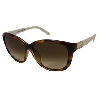 Fendi Women's FS5325 Rectangular Sunglasses