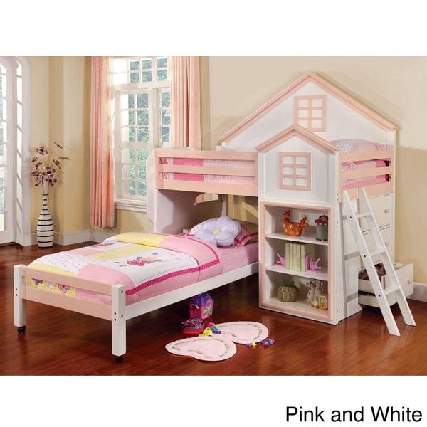 Overstock Twin Loft Bed