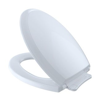 Toto Guinevere SoftClose Elongated Toilet Seat and Lid SS224#01 Cotton White