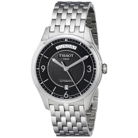 Tissot Men's T038.430.11.057.00 Stainless Steel Swiss Automatic Watch