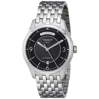 Link to Tissot Men's T038.430.11.057.00 Stainless Steel Swiss Automatic Watch Similar Items in Men's Watches