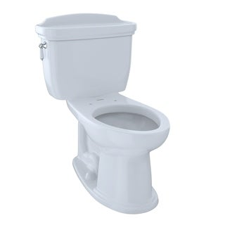 TOTO CST754SF-01 Dartmouth 2-Piece Elongated Toilet, Cotton White
