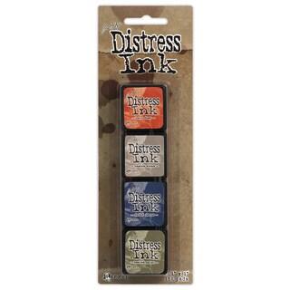Distress Mini Ink Kits-Kit 5