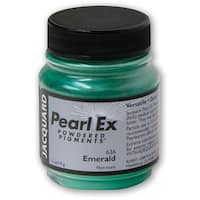 Jacquard Pearl Ex Powdered Pigments 14g-Emerald