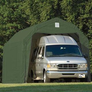 ShelterLogic Homestead Barn Garage (Model 90054)