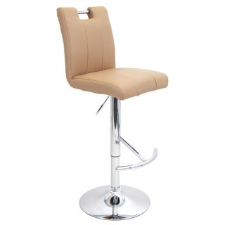 Bar Back Contemporary Bar Stool