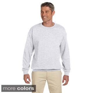 Hanes Men's Ultimate Cotton Fleece 9.7-ounce Crew