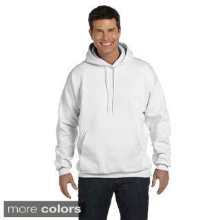Hanes Ultimate Cotton 9.7-ounce Pullover Hood|https://ak1.ostkcdn.com/images/products/9194717/P16367455.jpg?impolicy=medium