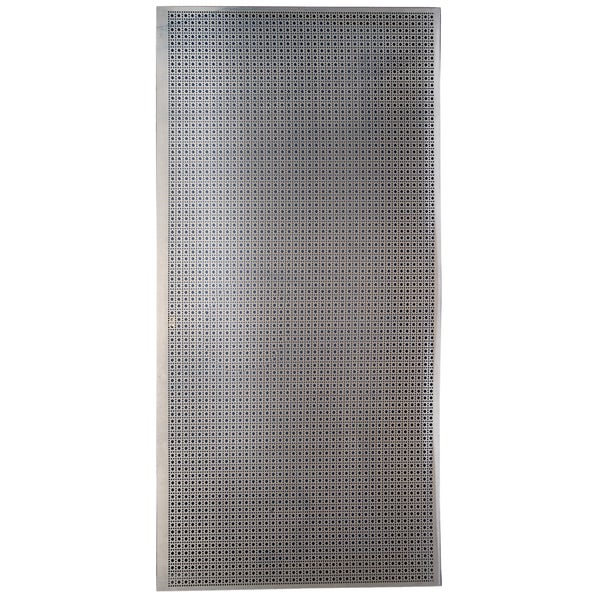 Shop Silver Colored Metal Sheet 12inx24in Lincane Free