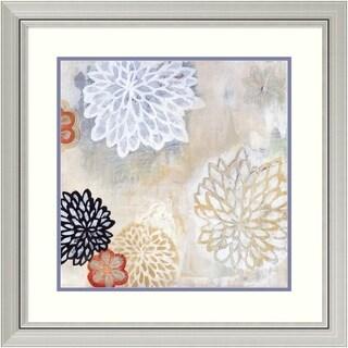 Jodi Fuchs 'Kimono I' Framed Art Print 28 x 28-inch