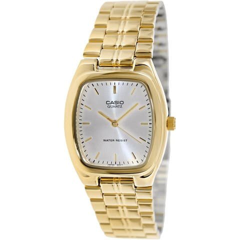 Casio Men's MTP-1169N-7A 'Casual' Gold-Tone Stainless Steel Watch