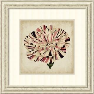 Vision Studio 'Pop Floral VI' Framed Art Print 26 x 26-inch