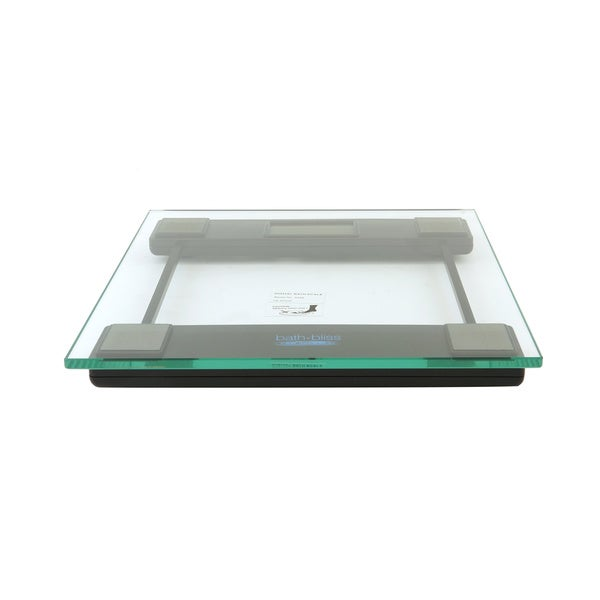 Kennedy Home Collections Black Digital Bath Scale