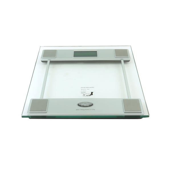Kennedy Home Collections Silver Digital Bath Scale
