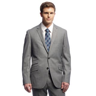 Kenneth Cole New York Men's Trim Fit Grey Suit Separates Coat|https://ak1.ostkcdn.com/images/products/9195417/P16367931.jpg?impolicy=medium