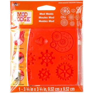 Mod Podge Mod Mold 3.75inX3.75in-Industrial