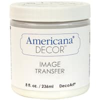 Image Transfer Medium 8oz-Clear