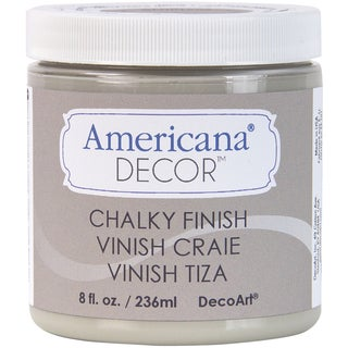 Americana Chalky Finish Paint 8oz-Primitive