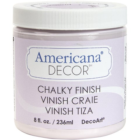 Americana Chalky Finish Paint 8oz-Promise