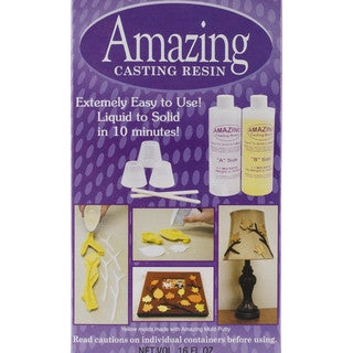 Amazing Casting Resin Kit-16oz