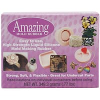 Amazing Mold Rubber Kit -.75lb