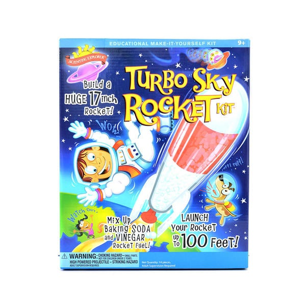 Turbo Sky Rocket Kit