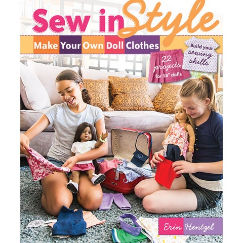 FunStitch Studio-Make Your Own Doll Clothes