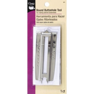 Bound Buttonhole Tool