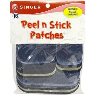 Peel & Stick Patch Combo Kit -Denim & Twill