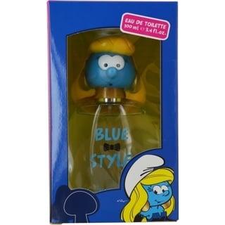 The Smurfs Blue Style Smurfette Kids 3.4-ounce Eau de Toilette Spray