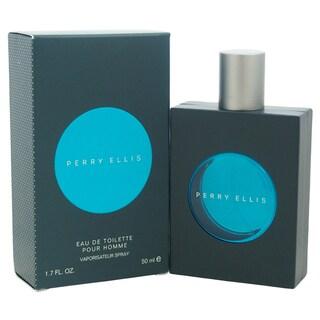 Perry Ellis Pour Homme Men's 1.7-ounce Eau de Toilette Spray