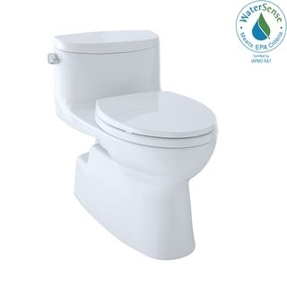 Toto Carolina Cotton White 1.28-GPF Toilet