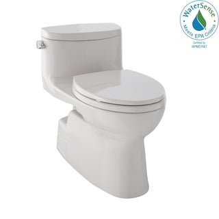 Toto Carolina Sedona Beige 1.28-GPF Toilet