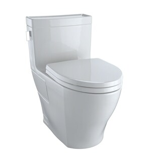 Toto Legato Colonial White 1.28-GPF Toilet
