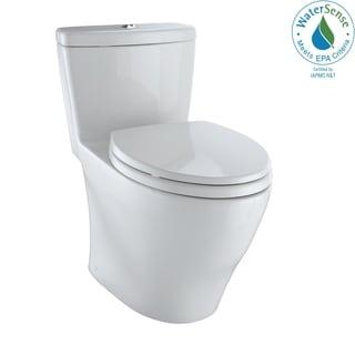 Toto Aquia Colonial White 1.6-GPF Elongated Toilet