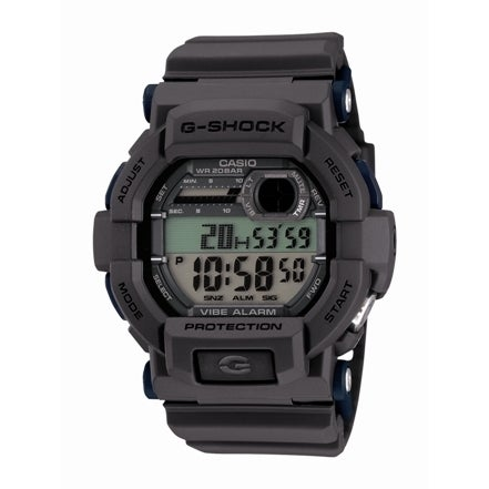83e6dcc2b Shop Casio Men's GD350-8 G Shock Grey Watch - Free Shipping Today -  Overstock - 9196917